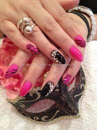 almond nail design | almond tip nails tumblr Eye Candy Nails ...
