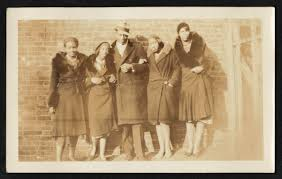 Unknown, Irma Barton Askew, Brandford Burke, Keitha's father, Estelle  Barton Yearwood, and Dorothy Barton - Digital Commonwealth