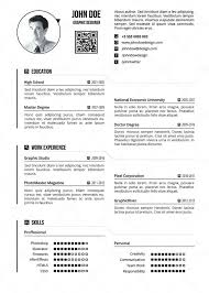 1 Page Resume Awesome Resume One Page Resume Template Sradd Regard Example Best Examples
