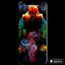 video into a live wallpaper on iphone