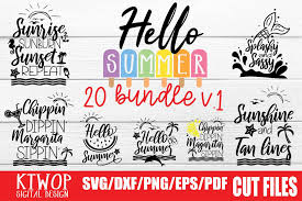 Whether you're a global ad agency or a freelance graphic designer, we have the vector graphics to make your project come to life. Hello Summer Graphic By Ktwop Creative Fabrica In 2020 Vinyl Decal Paper Svg Hello Summer