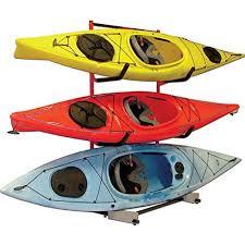 best kayak storage racks wall mounts