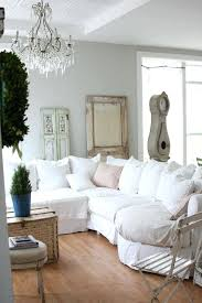 coastal chic furniture. Coastal Shabby Chic Decor Family Room Style With Sectional Sofa Gray . Furniture A