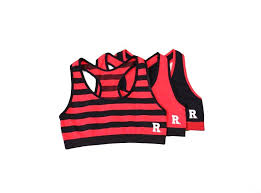 Rutgers Chart Rutgers Seamless Racerback Bra Products Bra Athleisure