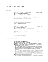 Resume Format For Teachers In India Awesome Collection Of Cover