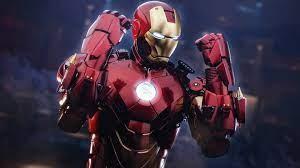 Iron Man HD Wallpaper