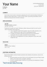 11 New Free Professional Resume Templates Cv Resume Template