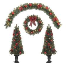 Home Accents Outdoor Christmas Decorations Clear Home Accents Holiday The Home Depot 68