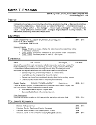 Tips for creating a great agriculture cv Resume Samples Templates Examples Vault Com