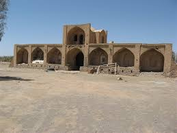 Image result for ‫کاروانسرای عباس اباد چوپانان‬‎