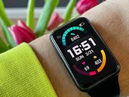 Huawei Watch Fit im Test: Für ...