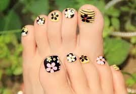 Toe Nail Art Designs 40 Creative Toe Nail Art Designs And Ideas
