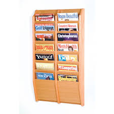 magazine racks for office. Decoration:Table Top Magazine Holder Wall Stand Racks Office Where To Buy For