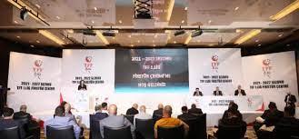 TFF 1'inci Lig'de 2021-2022 sezonu fikstürü çekildi - Haberler Spor