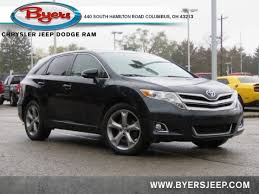 Venza Towing Capacity Chart Used Toyota Venza For Sale In Columbus Oh 15 Cars From