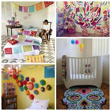 mexican themed baby nursery inspiration colorful mexican boho bohemian kid s room