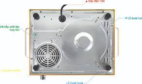 Bếp hồng ngoại cảm ứng Panasonic PN-988