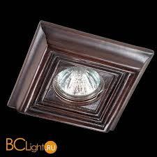 Купить встраиваемый <b>светильник Novotech</b> Pattern <b>370091</b> с ...