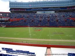 Ben Hill Griffin Stadium Seating Chart Visitors Section Ben Hill Griffin Stadium Section 36 Rateyourseats Com