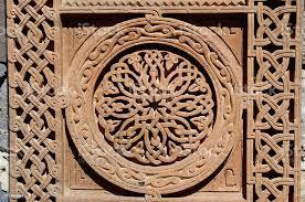 Pietre Ornamentali Knotworks Della Croce Armena Khachkars Arte Medievale  Cristiana - Fotografie stock e altre immagini di Armenia - Paese - iStock