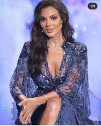 استوحي من إطلالات نادين نجيم في 2019 - كرستينا للجمال والعناية بالبشرة  والموضة