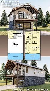 Garage Apartment Designs Plan 62778dj Modern Rustic Garage Apartment Plan With