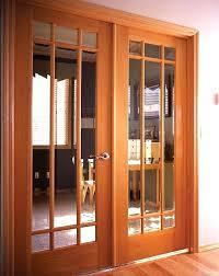 wood door with glass insert amazing wooden doors vs for interiors modern houses screen wood door with glass insert