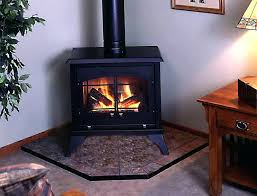 free standing wood burning fireplace ideas freestanding stoves that look like