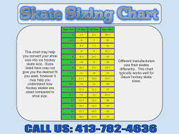 Junior Ice Skates Size Chart 23 Symbolic Easton Skates Size Chart