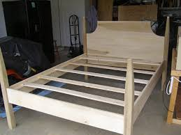4 poster bed plans. Plain Bed A New FourPoster Bed Frame For My Main Squeeze With 4 Poster Plans T