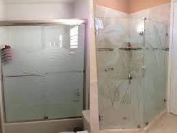 aston shower doors attractive frosted shower doors glass etched aston cascadia frameless shower door