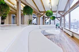 awesome office design. brilliant awesome cool green office design with tree by openad on awesome