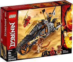 Lego Ninjago Cole Bike - Novocom.top