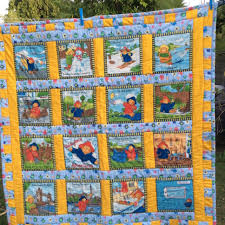 Paddington Bear – Quilt – Pam At Home & Paddington Bear – Quilt Adamdwight.com