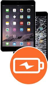midland ipad battery and screen
