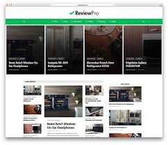 Website Design Review 15 Awesome Wordpress Review Themes 2020 Colorlib