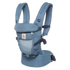 Ergo Baby Carrier Size Chart Ergobaby Adapt Cool Air Mesh Baby Carrier Oxford Blue Clement