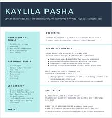 40 Social Media Resumes Templates PDF DOC Free Premium Templates Gorgeous Social Media Marketing Resume