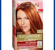 Loreal Red Hair Colour Chart Auburn Hair Color Dye 6674 Permanent Auburn Hair Dye