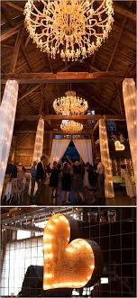 rustic wedding lighting ideas. Rustic Chic Farm Wedding Decor Ideas Lighting
