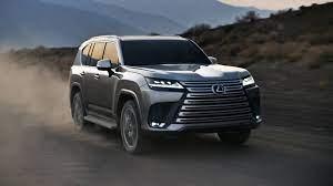 2022 Lexus LX Japan's luxury SUV revealed - Latest Car News