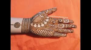 Indian Traditional Mehndi Design Hands Indian Mehndi Design Beautiful Traditional Henna Mehndi