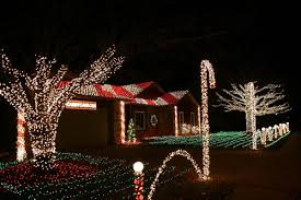 Candy Cane House Decorations Owner of Candy Cane Crib talks about his inspiration 5