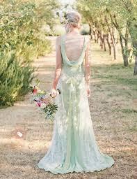 green wedding dresses chwv