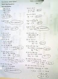 Awesome Kuta Software Infinite Algebra 1 Dividing Polynomials ...