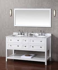 vanity 60 inch double sink. hd-6868w-60-cr_b vanity 60 inch double sink
