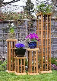 garden columns. Contemporary Garden Trellis Column 20 Inch Garden Structure And Columns R