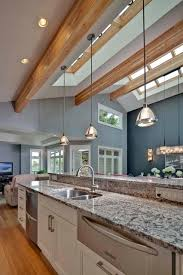 lighting options for vaulted ceilings. Remarkable Ideas Pendant Lighting For Sloped Ceilings Open Concept Great Room With Vaulted Contemporary Options