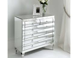 Mirrored Furniture Bedroom Furniture 69 Mirrored Tall Dresser Discount Mirrored Furniture