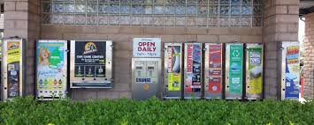 Car Wash Vending Machines